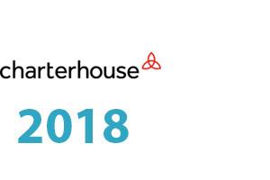 SLR timeline graphic 2018. Charterhouse Capital Partners logo.