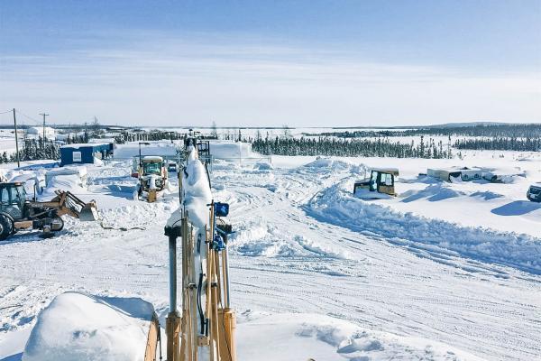 INAC Manitoba Site