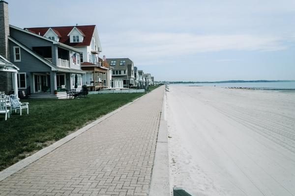 Coastal Resiliency project in Connecticut