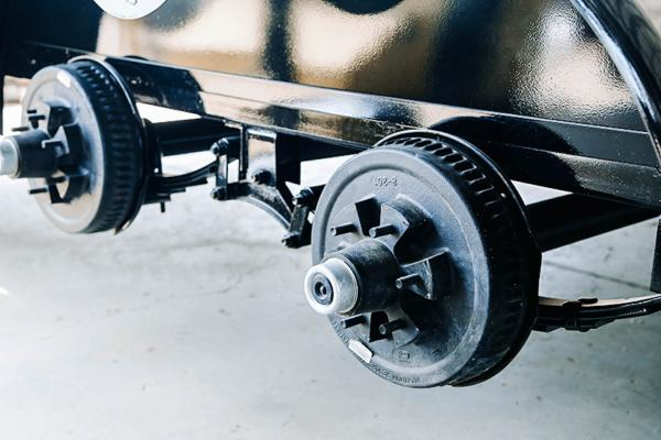 Dexter Axle Torsion Axles