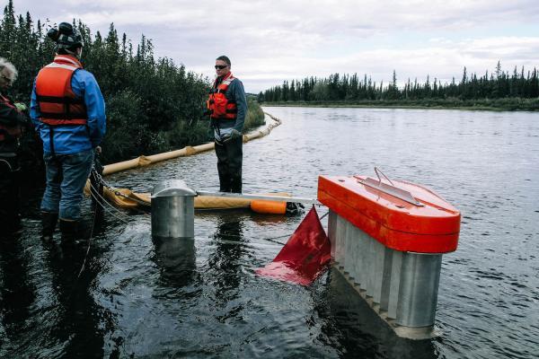 Spill Response Training