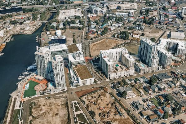 Creating a vibrant waterfront TOD