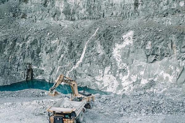 Björkdal Gold Mine
