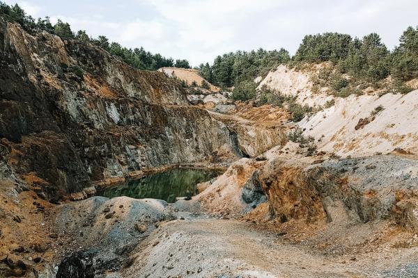 Mine Waste in Ireland
