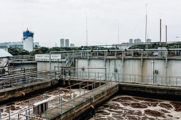 Shashi Wastewater Treatment Plan