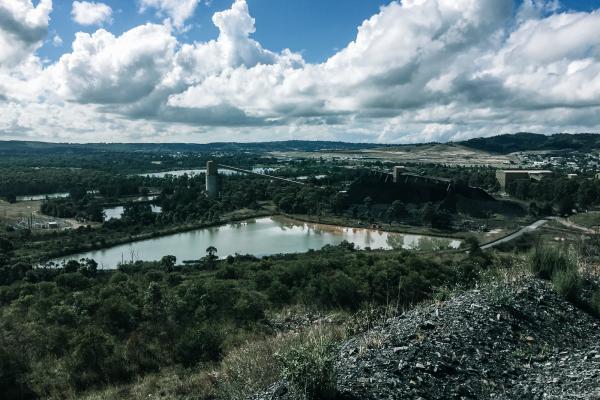 Geotechnical Risk Assessment Register for historic mine site