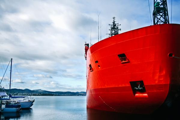 Dredging and Dredged Material Management - Western Port