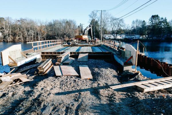 Replacement of Bridge No. 05851