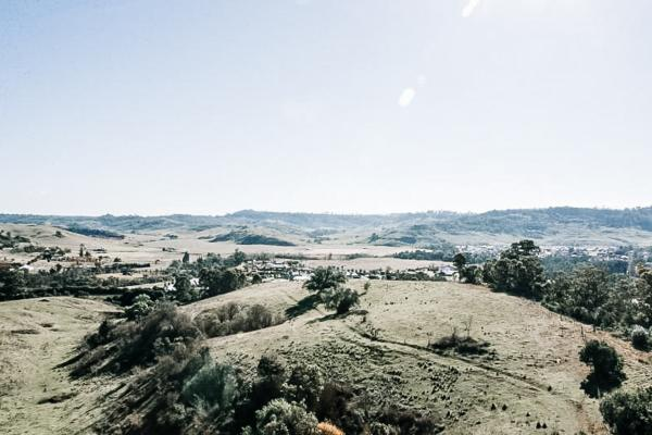 Rolling Hills in the Wollondilly Shire