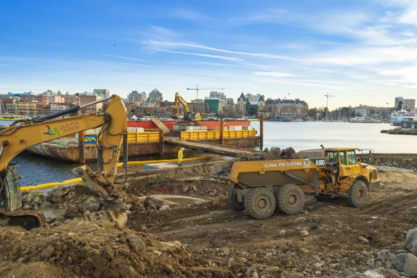 Victoria Middle Harbour Remediation and Rejuvenation Project