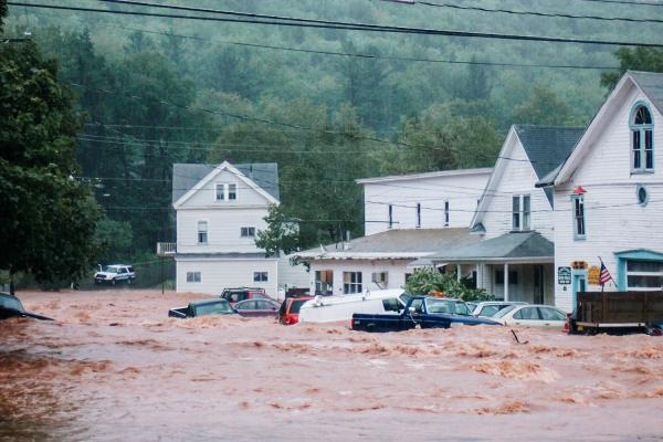 Flood recovery and mitigation after Hurricane Irene