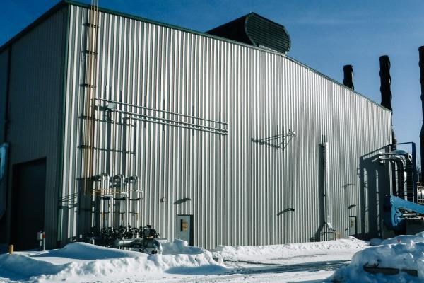 Marquette RICE Plant