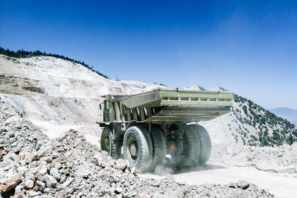 San Bernardino Omya Quarry