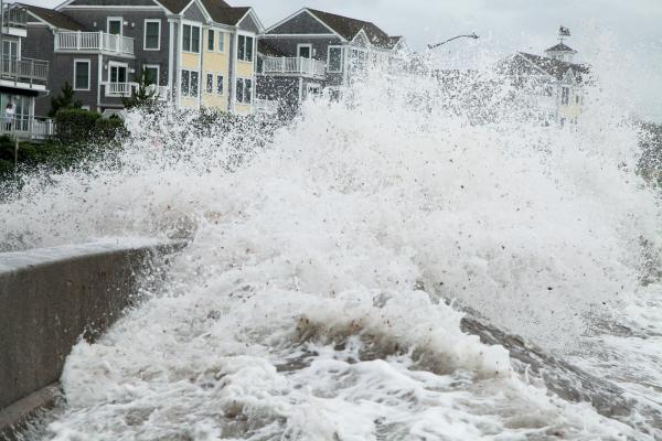 Grant Award Win to Address Sea Level Rise