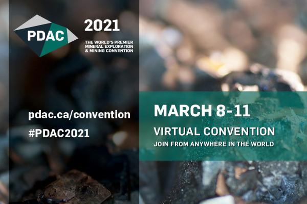 PDAC logo 8-11th March 2021