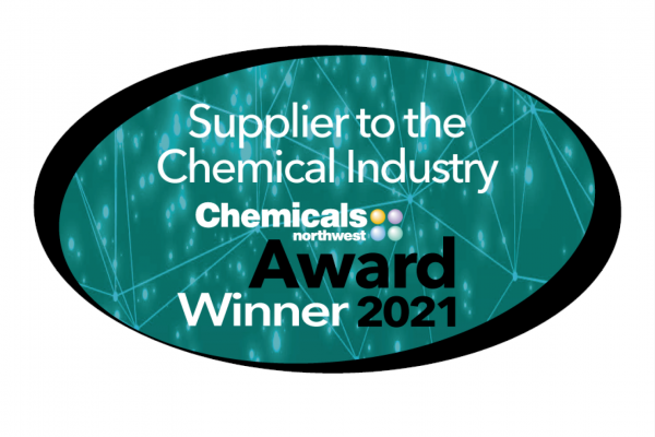 Supplier to the Chemical Industry Chemicals northwest Award Winner 2021 logo