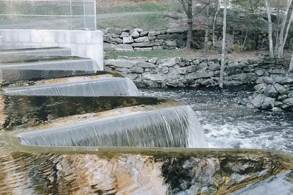 SLR Marston Finn Dam