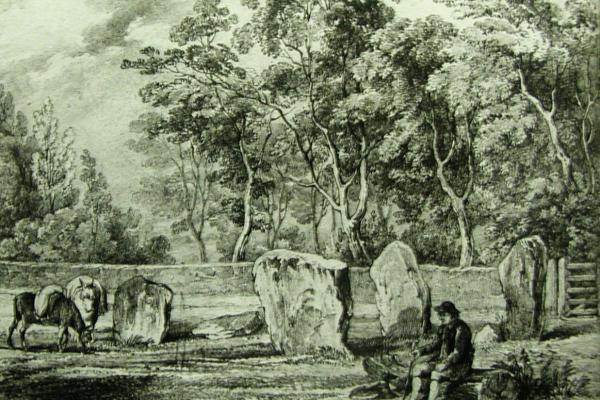illustration of historical context of the calderstones