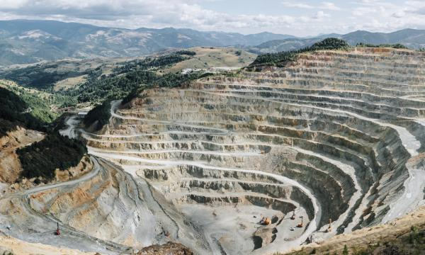 Large Mine